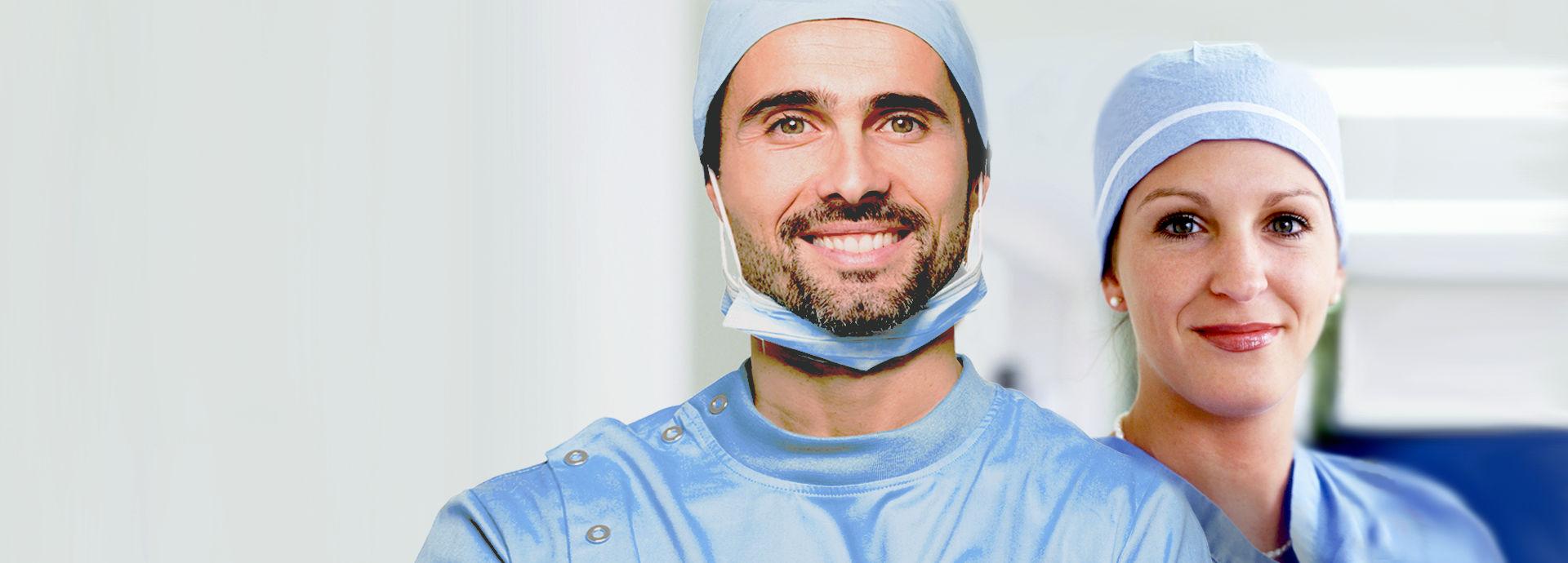 encontrar cirujano